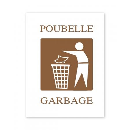POUBELLE  -  GARBAGE