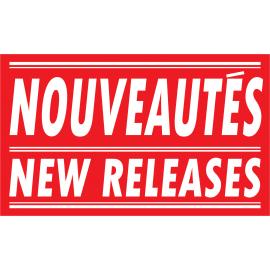 NOUVEAUTÉS / NEW RELEASES